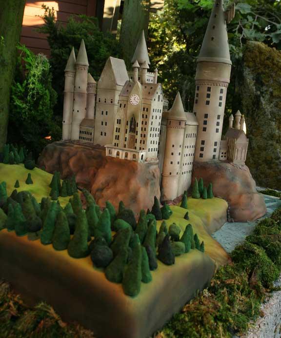 Hogwarts CastleCake