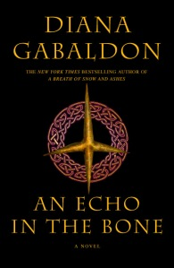 "Cover Art for Diana Gabaldon's ""Echo In The Bone"""